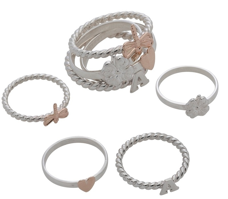 charm stacking rings